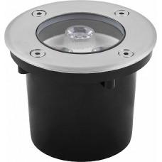SP4111 Светильник тротуарный,3LED RGB,3W,100*H80mm,вн.диаметр:62mm,IP67 32014