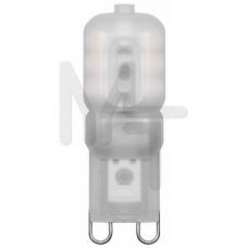 Лампа светодиодная LB-430 14LED(5W) 230V G9 4000K 16x47mm 25637