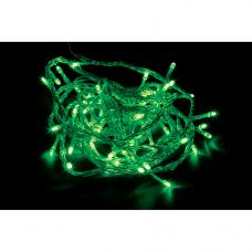 CL02 гирлянда 2м 230V  20 LED зеленый,  3.6W,  IP 20, шнур 1,5м 0.5мм 26770