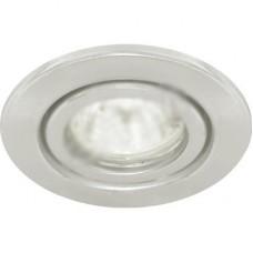 Светильник DL11 Свет.под MR-16 поворотный серебро 15116