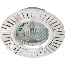 Светильник GS-M394 MR16/G5.3/ серебро 17936