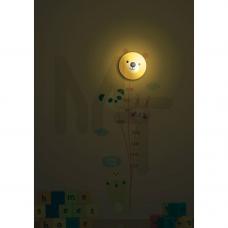 NL42 Светильник-ночник 230V ESB 7W E14 с сетевым шнуром 23272