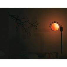 NL54 Светильник-ночник 1W hign power LED 3*АА батареи ( в комплект не входят)  с выключателем 23278