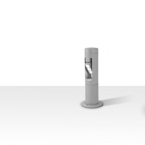 Column Столб d10 h50см с 1 поворотным элементом 3*3 (Grey) W6142-1-500