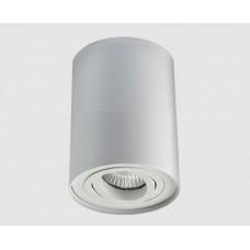 Tube Светильник потолочный 1-ламповый цилиндр д100 189мм GU10 35W (Grey) 6042 Gr