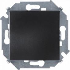 Выключатель проходной с 3-х мест (перекрёстный), 10А, 250В, графит 34251-038