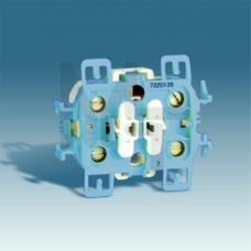 Выключатель двухклавишный, 10А 250В, S73, S73 Loft 73398-39