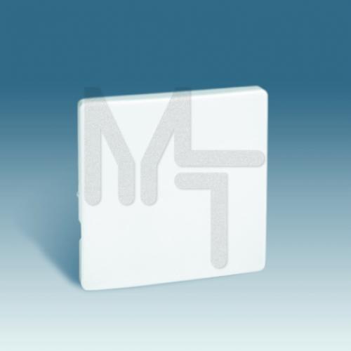 Клавиша для одноклавишного выключателя, S82, S82N, алюминий 82010-33
