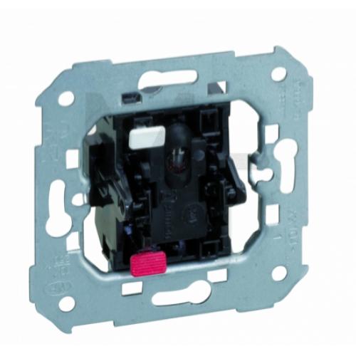 Выключатель одноклавишный с подсветкой, S82, S82N, S88, S82 Detail 75104-39