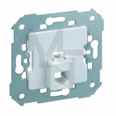 Розетка телефонная с 6 контактами для коннектора RJ11, S82, S82N, S88, S82 Detail, белый 75480-30
