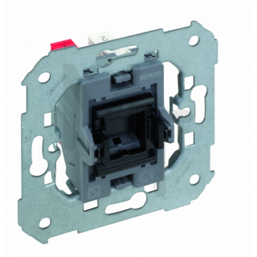 Выключатель 1 клав, экспресс-монтаж, 10АX, S82, S82N, S88, S82 Detail 7700101-039