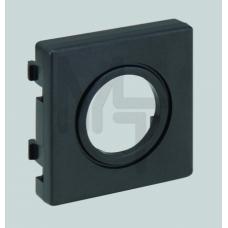 Адаптер для ввода гофры или кабеля, К45, диаметр 22/29 мм, графит K19-14