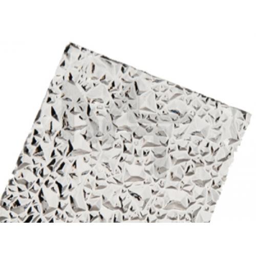 Рассеиватель для 595*180 колотый лед (590*174 мм) V2-A0-CI00-00.2.0008.20