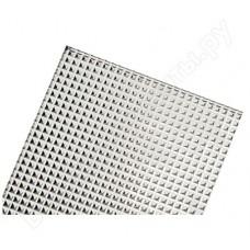 Рассеиватель для грильято 585*585 микропризма (580*580 мм) V2-R0-MP00-02.2.0003.20