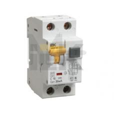 АВДТ 32 C16 - Автоматический Выключатель Дифф. тока MAD22-5-016-C-30