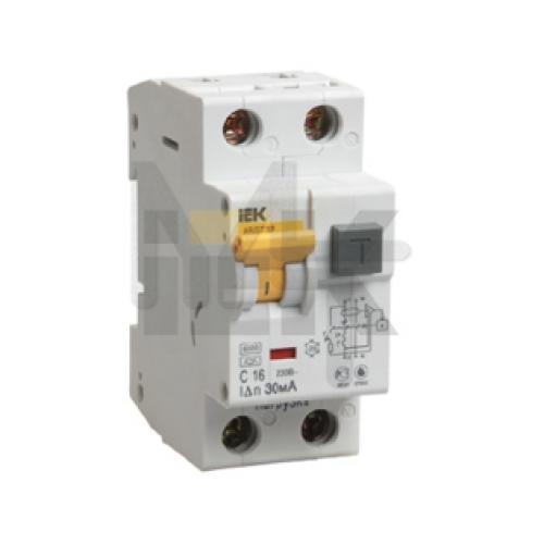 АВДТ 32 C50 100мА  - Автоматический Выключатель Дифф. тока MAD22-5-050-C-100
