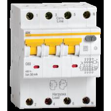 АВДТ 34 C32 30мА - Автоматический Выключатель Дифф. тока MAD22-6-032-C-30