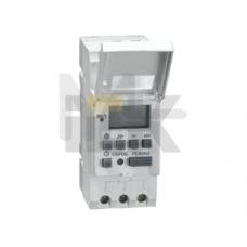 Таймер ТЭ15 цифровой 16А 230В на DIN-рейку ИЭК MTA10-16