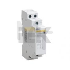 Контактор модульный КМ20-20 AC ИЭК MKK10-20-20