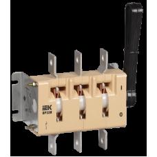Выключатель-разъединитель ВР32И-39A30220 630А IEK SRK01-100-630
