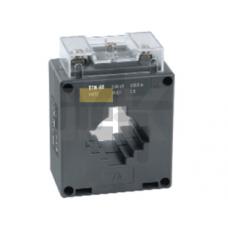 Трансформатор тока ТТИ-40  600/5А  5ВА  класс 0,5S  ИЭК ITT30-3-05-0600