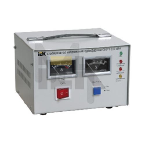 Стабилизатор напряжения СНИ1-3 кВА однофазный ИЭК IVS10-1-03000