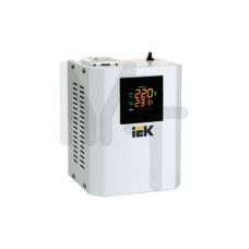 Стабилизатор напряжения серии Boiler 0,5 кВА IEK IVS24-1-00500