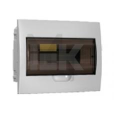 Бокс ЩРВ-П-12 модулей встр.пластик IP41 ИЭК MKP12-V-12-40-10