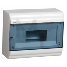 Бокс ЩРН-П-9 модулей навесн.пластик IP41 PRIME MKP82-N-09-41-20