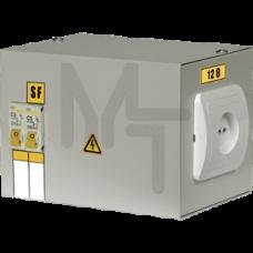 Ящик с понижающим трансформатором ЯТП-0,25 230/12-2 36 УХЛ4 IP30 IEK MTT12-012-0250