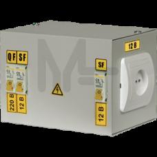 Ящик с понижающим трансформатором ЯТП-0,25 230/12-3 36 УХЛ4 IP30 IEK MTT13-012-0250