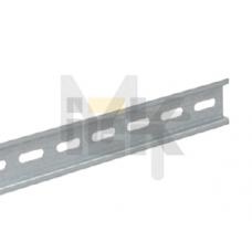 DIN-рейка  (13см) оцинкованная YDN10-0013