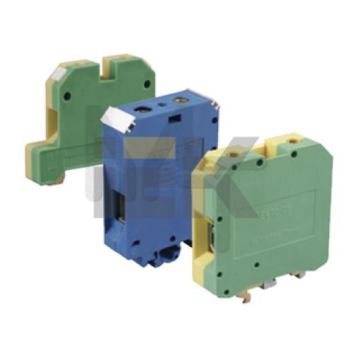 Зажим наборный ЗНИ-35мм2 (JXB125А) синий      ИЭК YZN10-035-K07