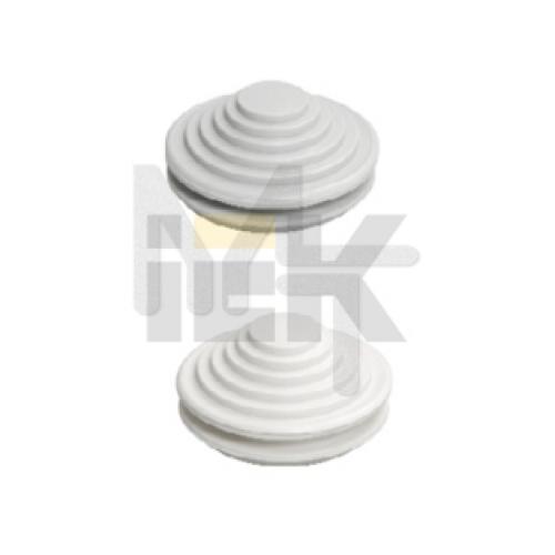 Сальник d=20мм (Dотв.бокса 22мм) серый YSA40-20-22-68-K41