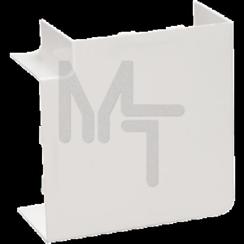 Поворот на 90 гр. КМП 40x25 (4 шт./комп.) CKMP10D-P-040-025-K01