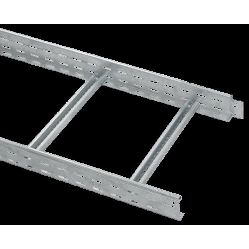 Лоток лестничный 100х300х3000, 1,2 мм LLK1-100-300