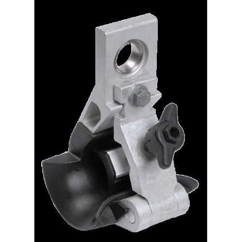 Промежуточный зажим ЗПС 2х25-4х120/1200/30 (SO140.02) UZA-15-D25-D120-90-12
