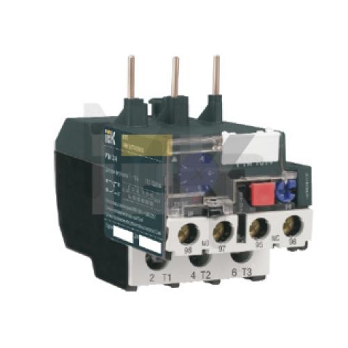 Реле РТИ-1304 электротепловое 0,4-0,63 А ИЭК DRT10-D004-C063