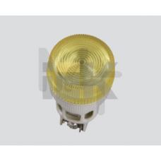 Кнопка управления LAY5-BL61 без подсветки синяя 1з ИЭК BBT70-BL-K07