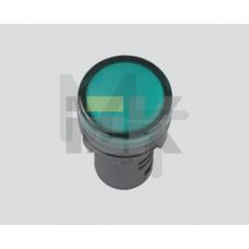 Лампа AD22DS(LED)матрица d22мм зеленый 230В  ИЭК BLS10-ADDS-230-K06