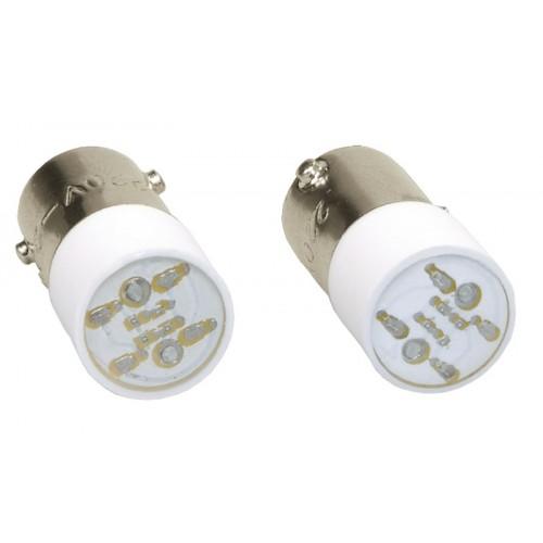 Лампа сменная  желтая матрица/230В  ИЭК BMS10-230-K05