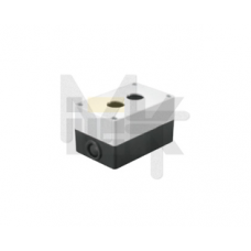 Корпус КП102 для кнопок 2места белый ИЭК BKP10-2-K01