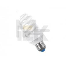 Лампа спираль КЭЛP-FS Е27 30Вт 4000К IEK-eco LLEP25-27-030-4000-T4