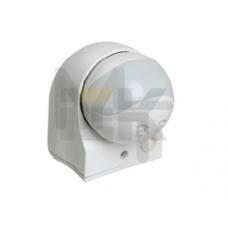 Датчик движения ДД 010 белый, макс. нагрузка 1100Вт, угол обзора 180град., дальность 10м, IP44, ИЭК LDD10-010-1100-001