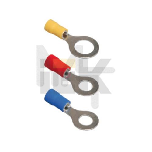 Наконечник НКИ1,25-5 кольцо 0,5-1,5мм (100 шт) ИЭК UNL20-D15-4-5