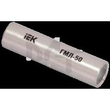 Гильза ГМЛ-1,5 медная луженая соединительная IEK UGTY10-001-01