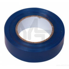 Изолента 0,18х19 мм синяя 20 метров ИЭК UIZ-20-10-K07