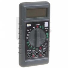 Мультиметр цифровой Compact M182 IEK TMD-1S-182