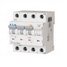 mRB4-32/3N/C/003-A Дифференциальный автоматический выключатель 32/0,03А, кривая отключения C, 3+N полюсов, откл. способность 6 кА 167508