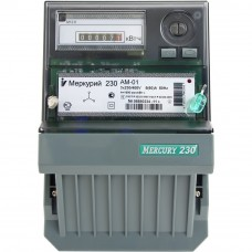 Счетчик Меркурий 230 AM-01 (3ф, мех, в щиток) Ц030587